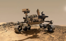 NASA Spots Breaks In Mars Curiosity Rover's Wheel Treads