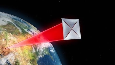 Breakthrough Starshot Project Amped Up