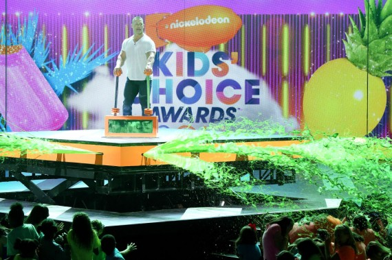 Nickelodeon's 2017 Kids' Choice Awards