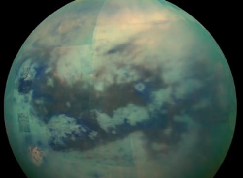 Mysterious Activity On Saturn's Moon Titan Baffles Scientists