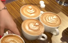 Best Latte Art Show