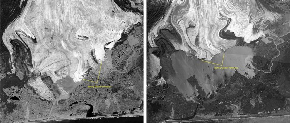 Submitted Evidence Of Global Warming From Satellite Imagery