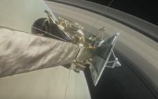 Cassini Grand Finale