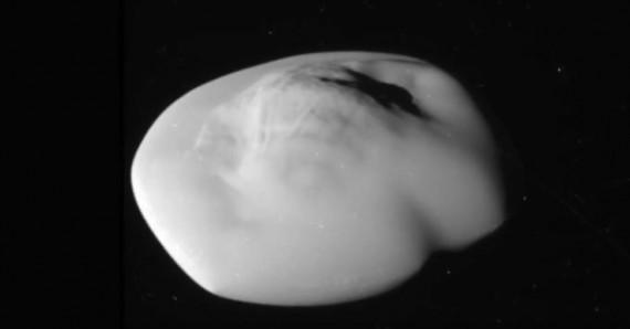 Saturn's Moon Atlas