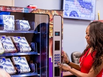 Syringe Vending Machines To Be Installed In Nevada