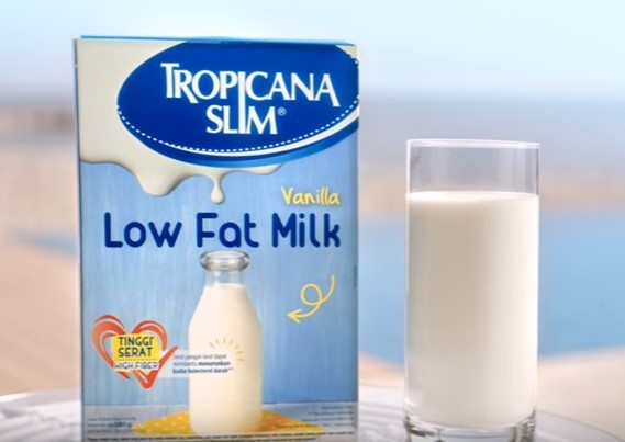 Tropicana Slim Low Fat Milk