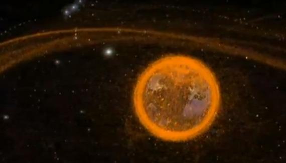 Cosmic Cleaning: Junk In Orbit