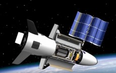 X-37B Space Plane Breaks Orbital Record