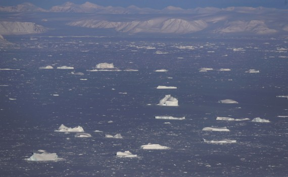 NASA Continues Efforts To Monitor Arctic Ice Loss With Research Flights Over Greenland & Canada