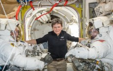 Peggy Whitson Sets New Record For American Spaceflight