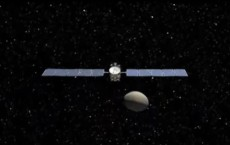 NASA's Dawn Spacecraft At Ceres