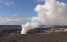 Massive Lake Of Molten Carbon