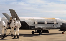 US Military's Secret Space Plane Lands With Sonic Boom In Florida