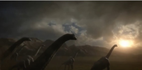 The Day That Dinosaurs Died
