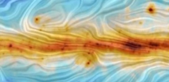Physicists Have Observed a Giant Magnetic 'Bridge' Between Galaxies For First Time