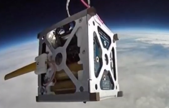 Indian Teen Builds World's Lightest Satellite: NASA Cubes In Space Competition