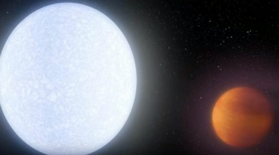 Scientists Have Found The Hottest Planet In The Known Universe