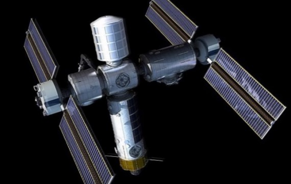 The First Private Space Station: Axiom To Blast Commercial Module