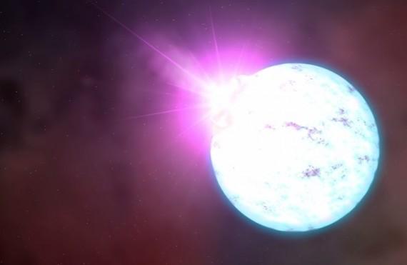 Polar Wind Nebula