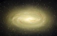 Dead Spiral Galaxy