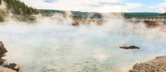 Yellowstone's Supervolcano Suddenly Hit By A Swarm Of Earthquakes