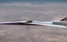 NASA X-Plane To Make Supersonic Passenger Travel Over Land A Reality