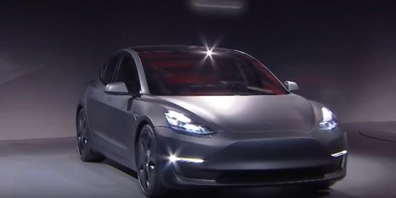 Tesla's Model 3 Is Coming In July