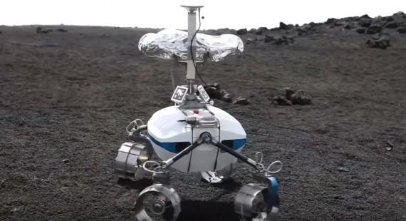 Lunar Robot