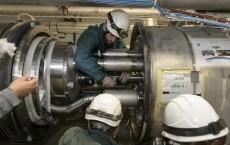 Large Hadron Collider Maintenance