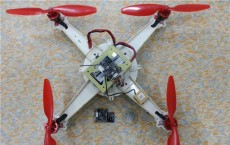 The world's smallest autopilot for micro aerial vehicles – small flying robots that can be used in safety and rescue operation