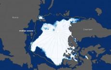 2013 Arctic Sea Ice Minimum.