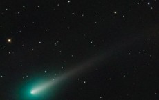 Comet ISON Started Undergoing Sublimation