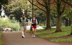 Study Links Group Nature Walks to Improved Mental Health