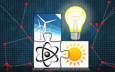 renewable energy sources are also good at producing power at low operating cost