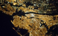 New York City As Seen From Orbit This Week