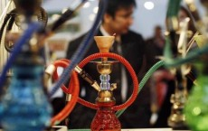 Smoking paraphernalia is seen during the ''Expocannabis'' fair on its opening day in Leganes, outside Madrid, January 26, 2007.