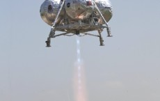 The Morpheus Project is capable of a vertical takeoff and landing.