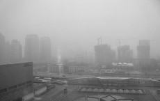 Particulate matter concentrations in Beijing pose a serious health risk.