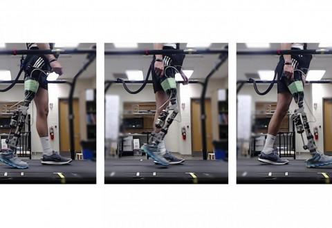 Using AI to Train Robotic Prosthetics