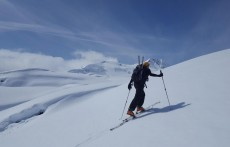 Backcountry Skier (IMAGE)